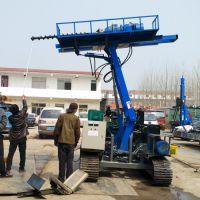 厂家提供HWL系列小型履带式锚固钻机 型号齐全的高质量锚固钻机