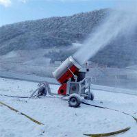 诺泰克nortec厂家直销全自动造雪机 系统稳定 造雪量大雪质精细一台起售