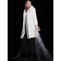 南北方实卖羽绒服摩多伽格新款上市走份批发/大码女装