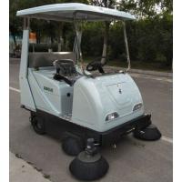 XLS-1750新款喷水电动扫地车 小林牌优质扫路车直销 环卫物业扫地车做的好