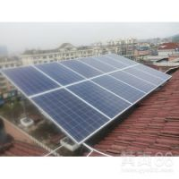 太阳能发电|光伏发电|居民楼太阳能发电|屋顶太阳能发电|湖南威壹新能源