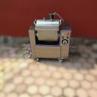 水饺用小型真空和面机诸城万业专业制造