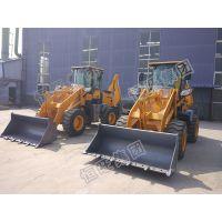 挖掘装载机价格 铲车两头忙参数 图片 76KW发动机