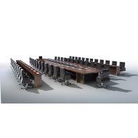 会议桌组合式培训桌,天津办公家具厂,4.6.8人会议桌