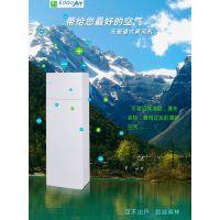 厂家直销 无管道式新风机 高效杀菌除臭除甲醛去PM2.5 消灭霉菌