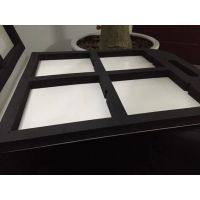 EVA海绵内衬定做黑色防震减压包装盒来图免费设计厂家直销热卖中
