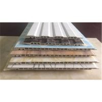 供应青岛pvc集成墙板生产线|竹木纤维墙板设备