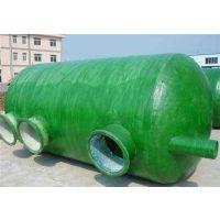 广东乡镇生活玻璃钢污水处理设备