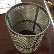 不锈钢滤网、滤筒、美国标准滤芯哈氏C22