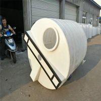 斯伯佳塑料锥底加药箱化工桶500L厂家直销(CMC)