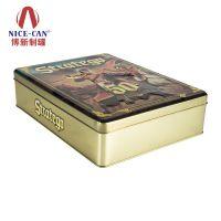 桌游铁盒|西洋陆军棋铁盒|stratego铁盒包装 NC2935