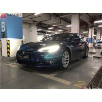 旗舰版Model S P90D 上海租特斯拉婚车 拍摄租特斯拉 tesla商务用车