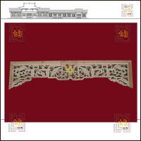 古建筑装饰构件、中式装饰构件、木制品、古建挂落等3-7结算方式建材加工