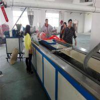 江阴礼联PVC竹木纤维墙板生产线 PVC集成墙板生产设备