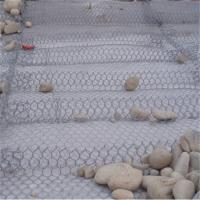 步鑫厂家批发定做镀高尔凡雷诺护垫 生态格网护垫 护坡网垫
