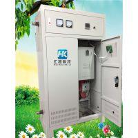 中国新疆100kw电磁变频采暖炉 汇凯电热水采暖锅炉 无污染无排放