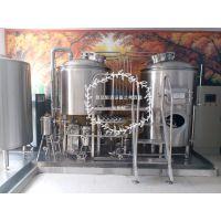 尊皇ZH500L不锈钢精酿啤酒设备