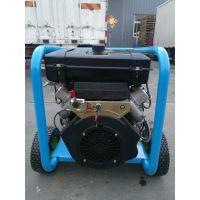 冠百家 高压管道疏通机 小广告清洗机 工业用高压清洗机