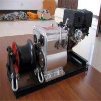 万泰机动绞磨手拉柴油/3T/皮带绞磨机JJM-3