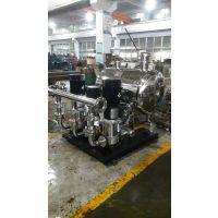 广西众度泵业恒压供水设备 WFG25/120-2G 流量:25M3/H, 扬程:120M 不锈钢