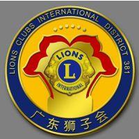 太原金属徽章供应工厂专业logo胸章设计定做