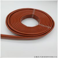 SOLYONE 耐高温防火硅胶阻燃玻纤隔热耐腐蚀钢厂专用套管
