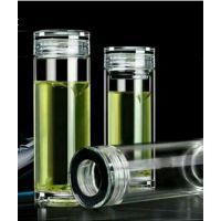 青岛双层杯子就选山东阳谷亿泉玻璃杯专业订制双层玻璃杯供应各个事业单位加油站