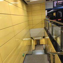 供应江苏铝单板 铝单板定制 扶梯铝板装饰 铝单板生产厂家