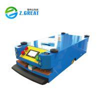 潜伏平台式AGV 搬运机器人 无人运输车 苏州智伟达机器人