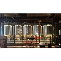上海自酿扎啤酒设备厂家 精酿啤酒机价格