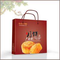 深圳珠宝首饰包装袋 高级手提袋定做 红色纸袋印刷定制