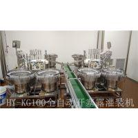全自动液体HY-KSG100开塞露灌装机 厂家直接销售 性价比zui高