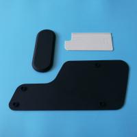 定制大尺寸硅胶垫片杂件 防滑减震垫片 耐高温密封硅胶平垫