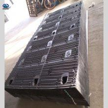 益冷冷却塔悬挂填料 1300*1000PVC填料 河北华强