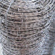 刺绳重量怎么算 防盗刺绳厂家 镀锌刀片刺网
