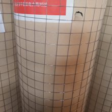 廊坊0.3-1mm国标丝建筑电焊网实体厂家-亚奇牌防裂抹灰铁丝网1万卷现货