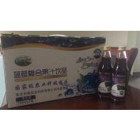 田果农 蓝莓复合果汁饮品250ml(5瓶装)