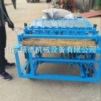 振德牌 ZD-1.8米宽草帘加工机械 全自动秸秆编织机 保温专用草帘机 价格