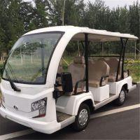 厂家直营新款电动观光车 8 11 14座敞篷 旅游景区公园四轮电瓶车