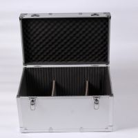 大号加厚铝合金工具箱储物箱摄影器材收纳箱航空箱乐器定做手提式