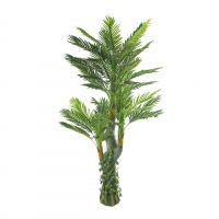 仿真植物装饰塑料假树植物盆栽 仿真植物假树摆件植物葵树盆景