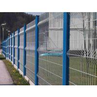 澳达丝网 q235小区护栏网 桃型柱围墙网标准型号齐全