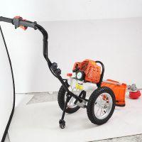 背负式汽油割草机 苜蓿牧草收割机 富兴草坪修剪机厂家