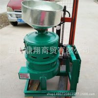 家用水稻剥皮机 打米机高产量 水稻剥壳机 家用脱皮碾米机
