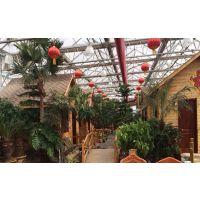 生态餐厅-生态餐厅温室工程及配套系统造价