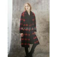开服装店找女装新款货源广州一线品牌新款羽绒服批发分份