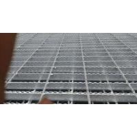 防锈抗老化热镀锌钢格板厂家定制