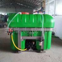 拖拉机后置喷雾器价格 农用车载式打药机 皮带传送农用喷雾器志成