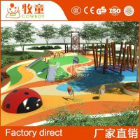 创意儿童游乐场整体方案设计 儿童户外拓展系列器材定制