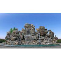 萌轩景观(图)、庭院鱼池假山石、庭院鱼池假山